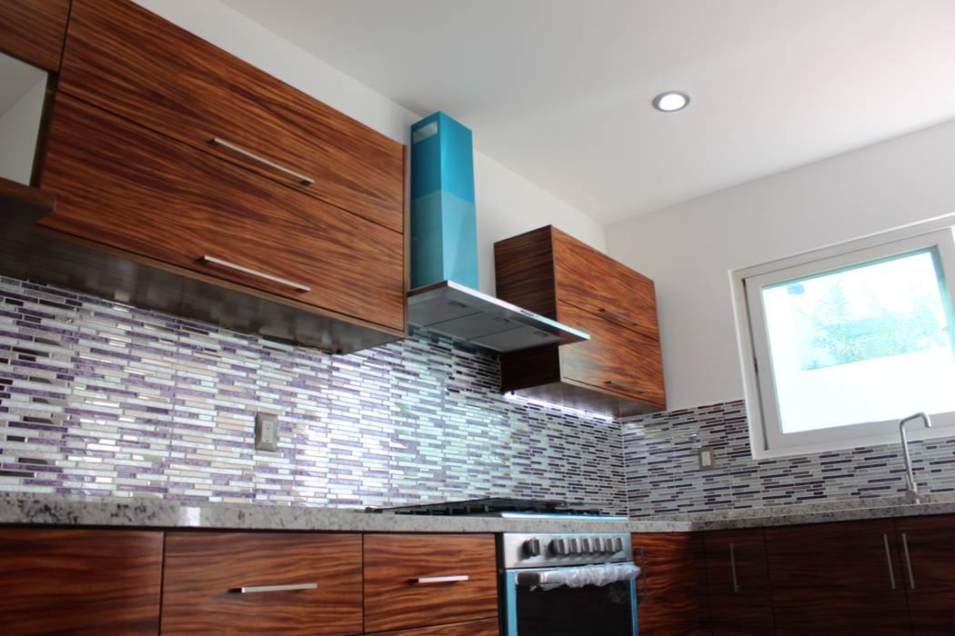 Acacia Built-in kitchens