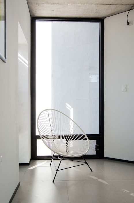 minimalist  by Arquitectura Avanzada, Minimalist Metal