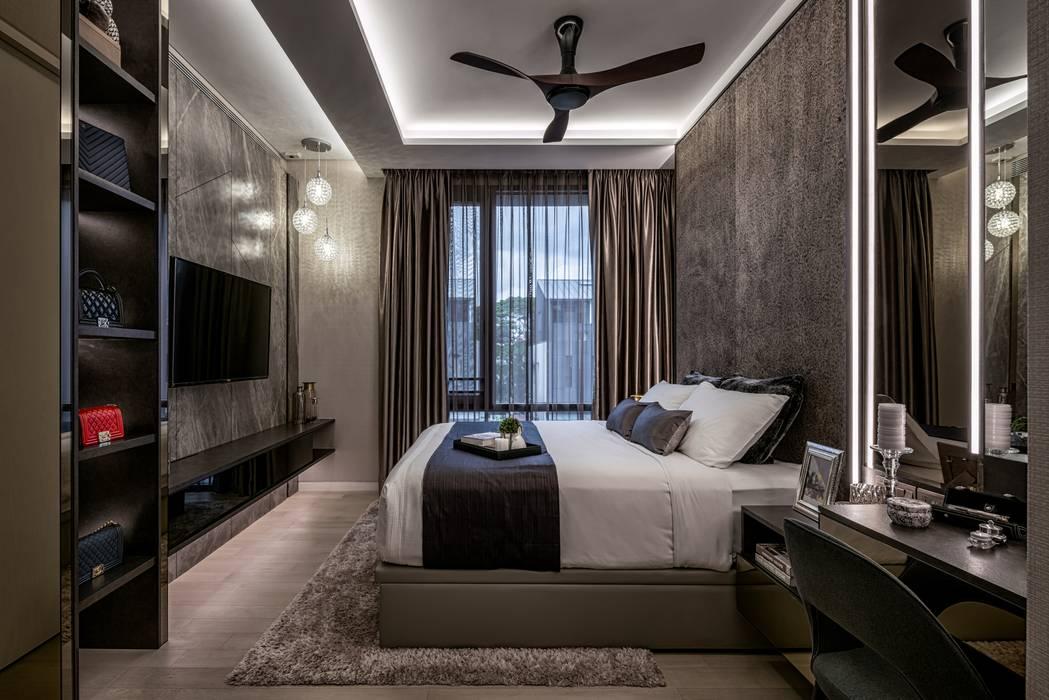Summerhaus D'zign Modern Bedroom