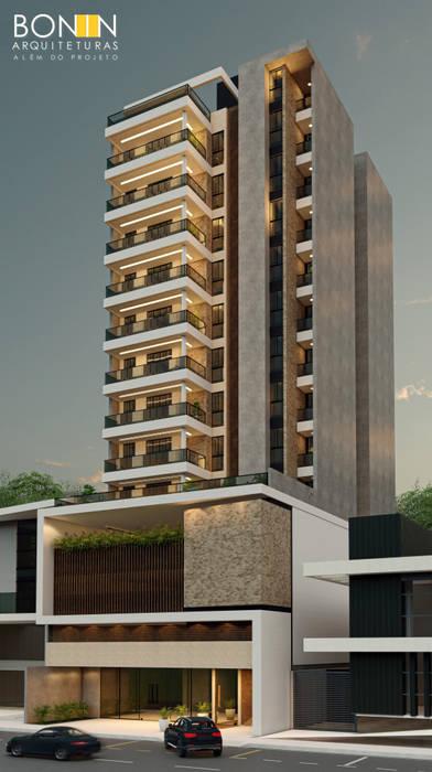 Edifício MR por BONIN Arquitetura Moderno