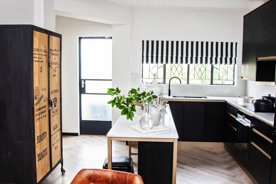 Showroom Interior Concepts Kitchen