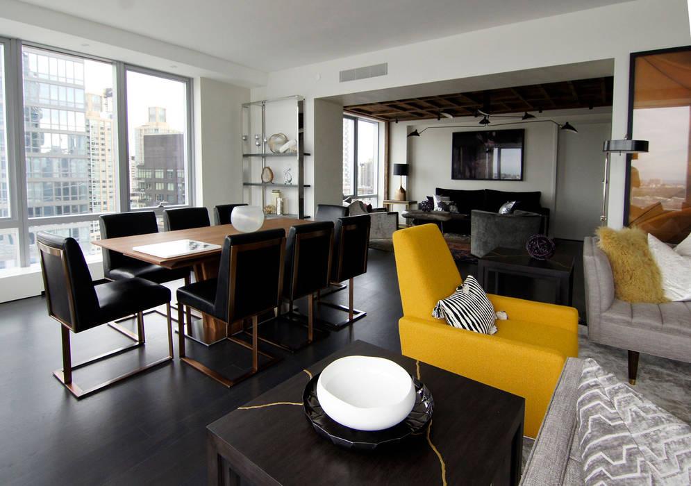 Modern dining room by Ward 5 Design Modern