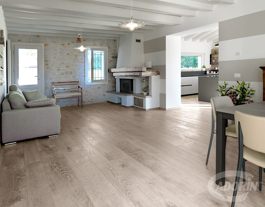 Chestnut Lime Effect by Cadorin Group Srl - Top Quality Wood Flooring Modern