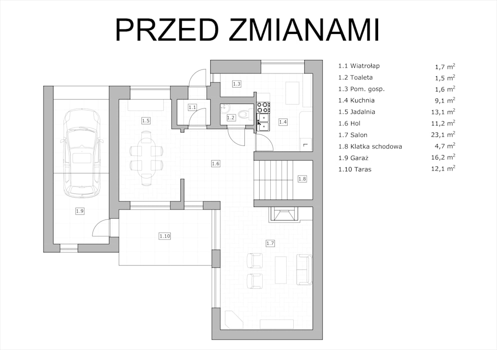 Better Home Interior Design Minimalist walls & floors