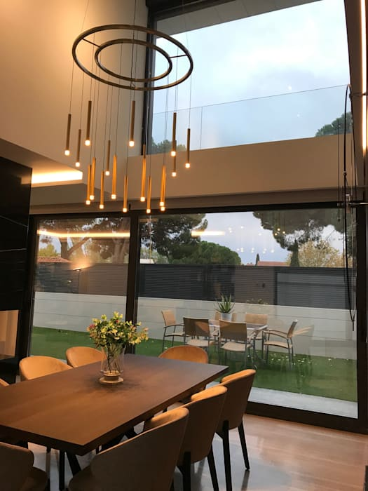 Modern Windows and Doors by Grupo Afandecor Modern