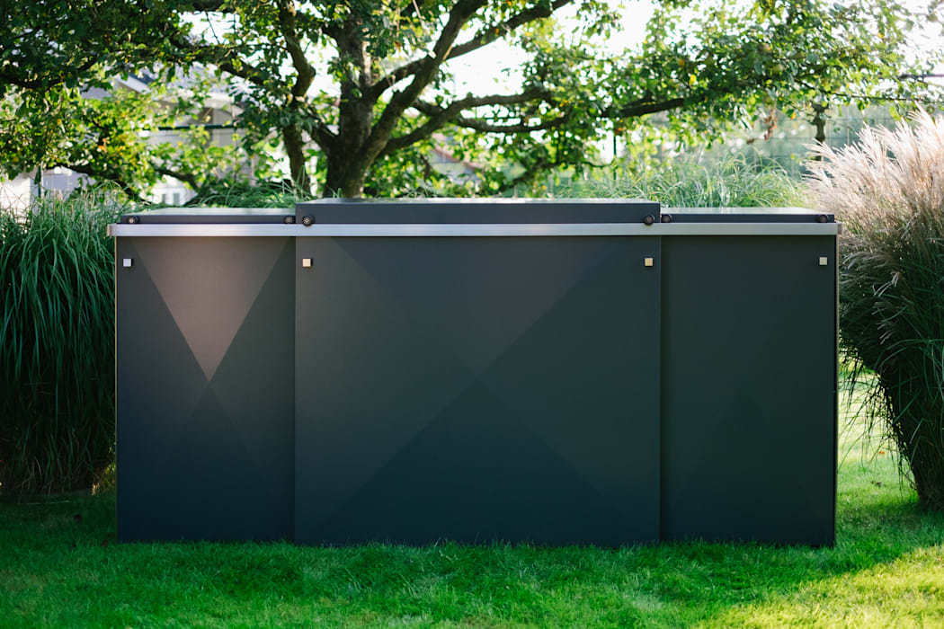 boxenwerk walterscheid Garden Furniture Metal Black