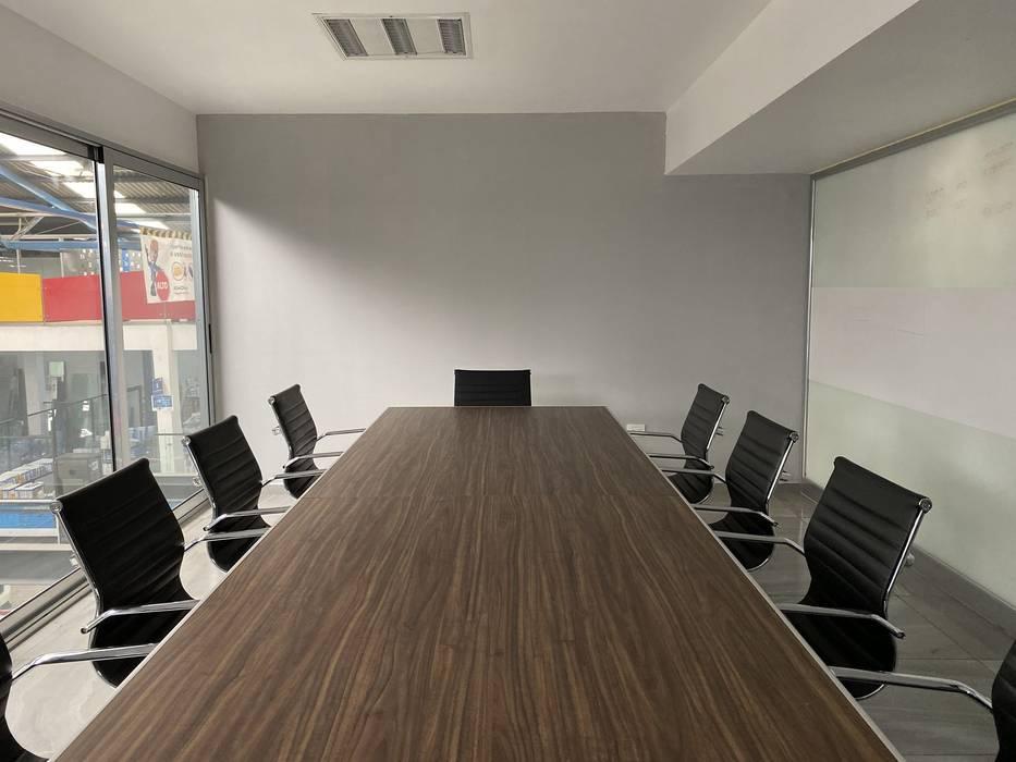 Estudio Chipotle Modern study/office Wood Brown