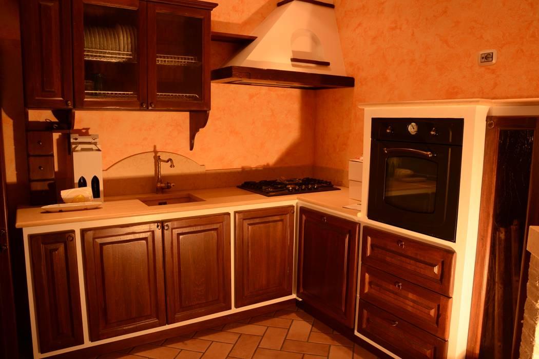 il falegname di Diego Storani Cocinas equipadas