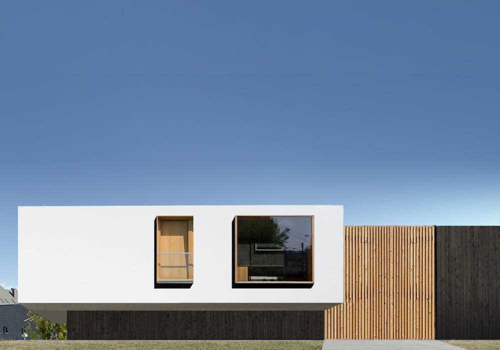 Oleh Altro_Studio Mediteran Kayu Wood effect
