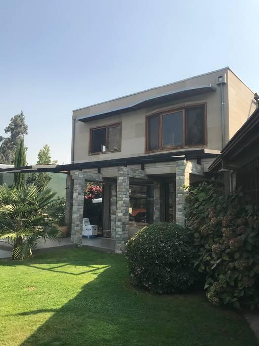 Casa La dehesa Casas estilo moderno: ideas, arquitectura e imágenes de Ar - arquitectura Moderno