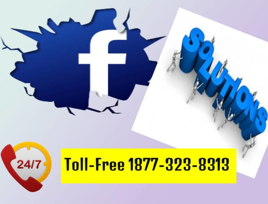 Facebook Support Number 1877-323-8313 در و پنجره