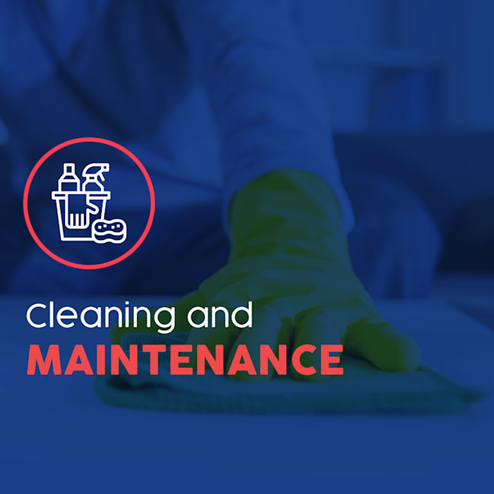 Cleaning and Maintenance by Serviman USA Modern