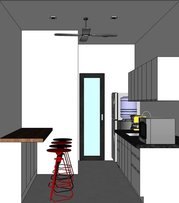 NY THERASPINE by MKC DESIGN Modern