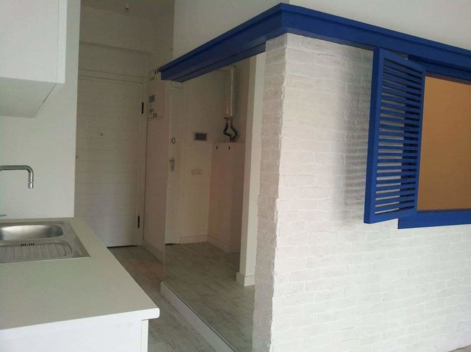 modern  by SERPİCİ's Mimarlık ve İç Mimarlık Architecture and INTERIOR DESIGN, Modern Wood-Plastic Composite