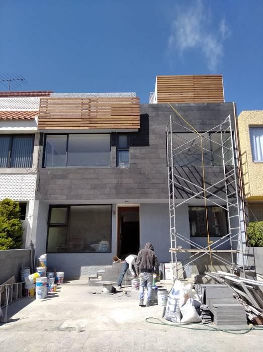 Modern Houses by Ligiere Sa de Cv Modern