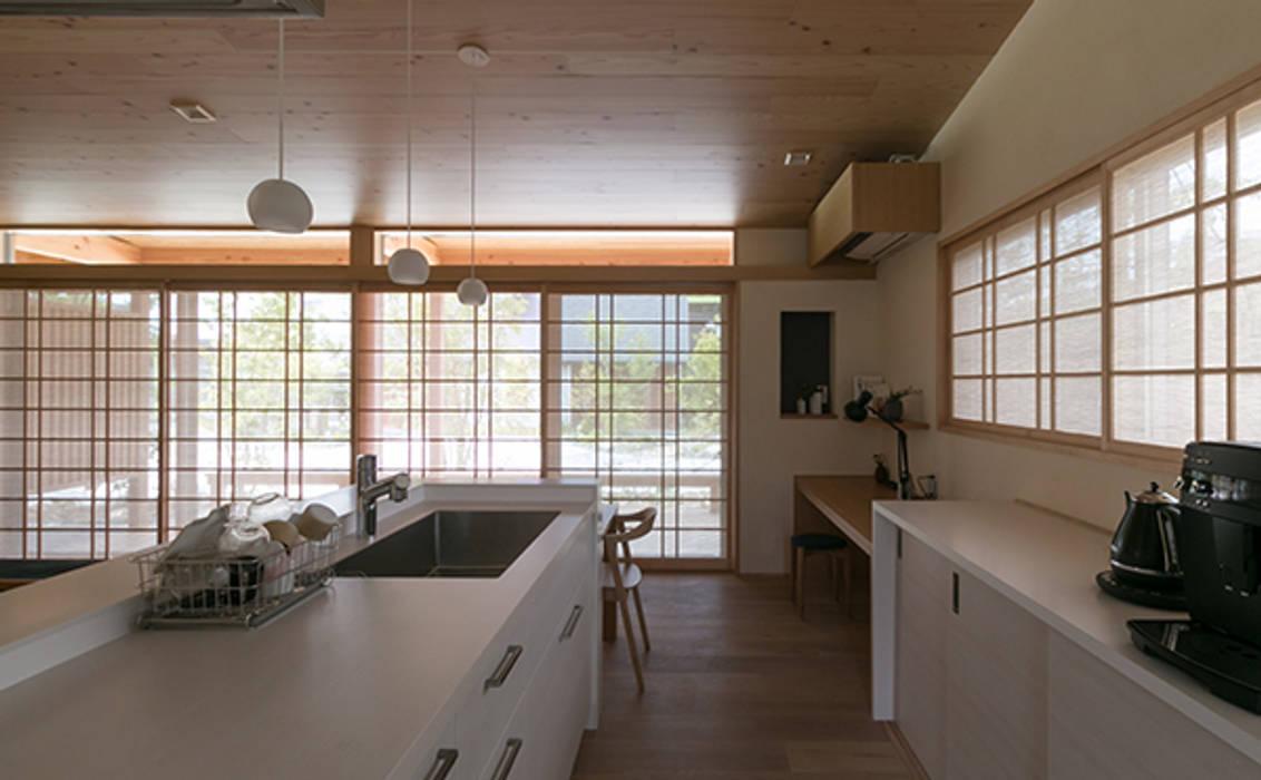 環アソシエイツ・高岸設計室 Kitchen units