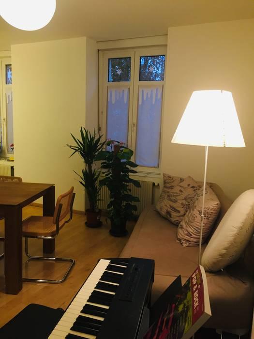 Studio di Architettura, Interni e Design Feng Shui Minimalist living room