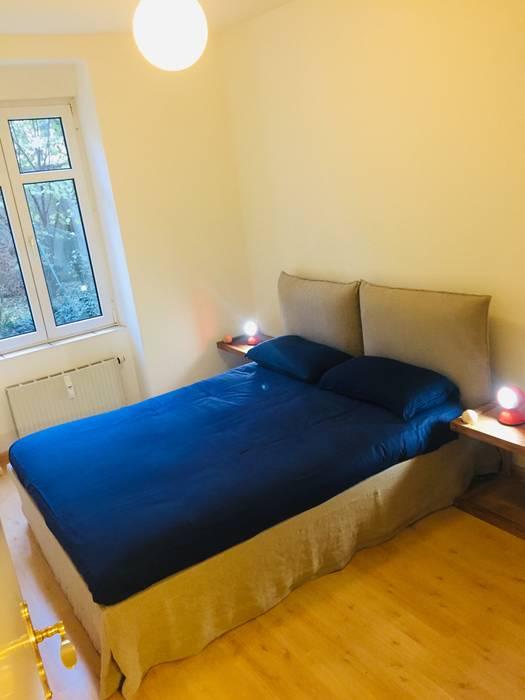 Studio di Architettura, Interni e Design Feng Shui Minimalist bedroom
