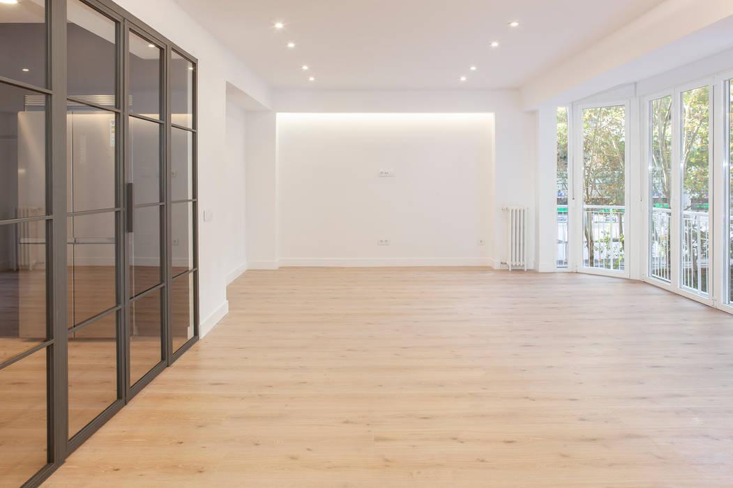 Salón Salones de estilo moderno de WINK GROUP Moderno