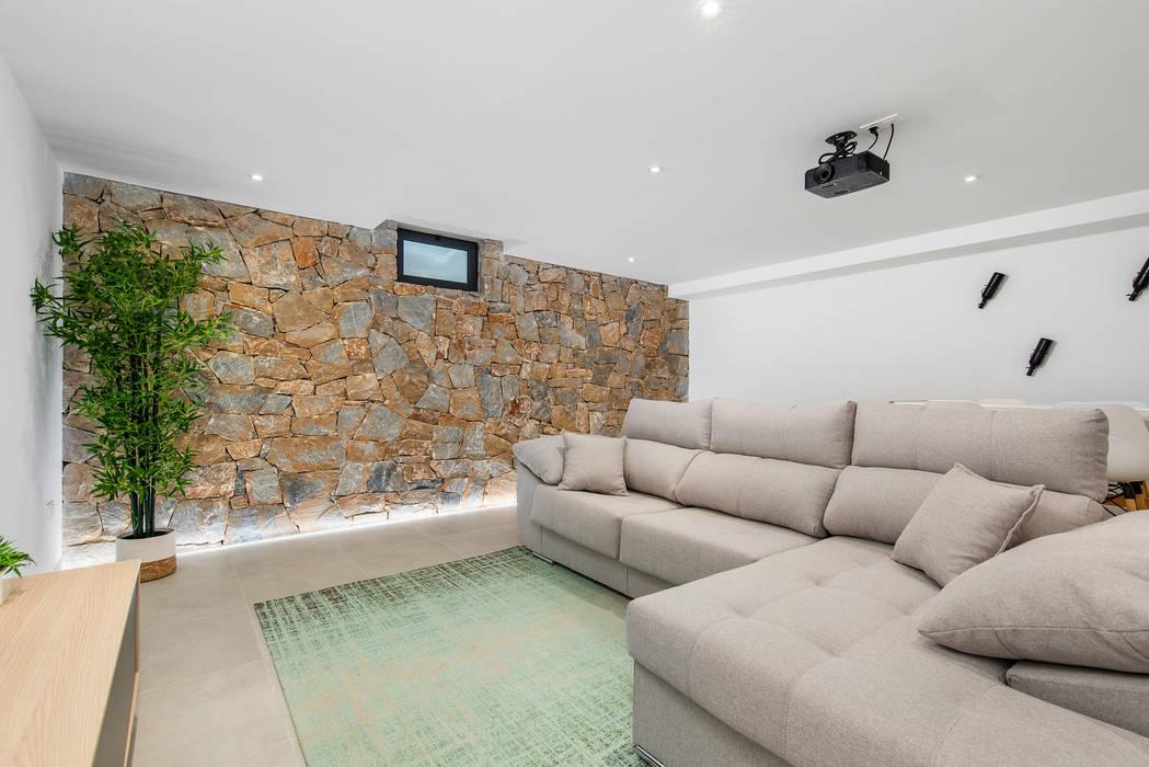 Modern Home Wine Cellar by Mahersol Hogar Modern