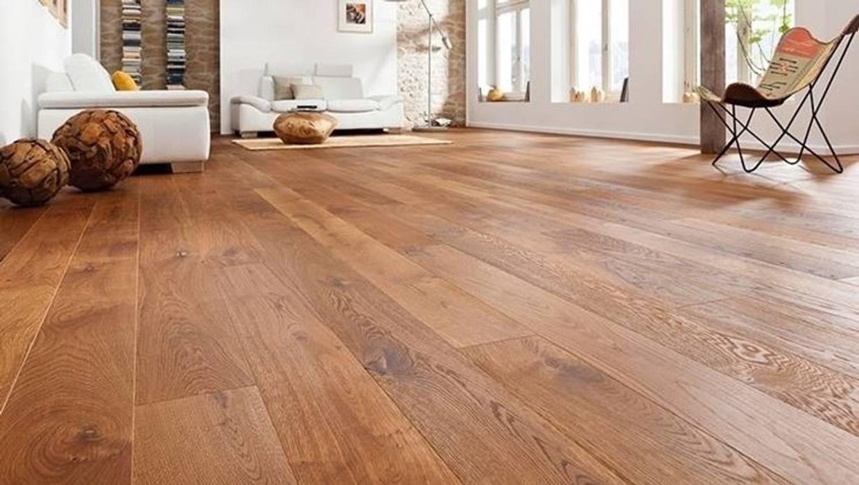 Elementos y Estilo Contemporaneo Lantai Kayu Wood effect