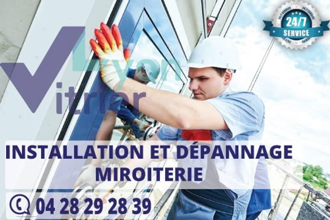 Vitrier Lyon pour installation et dépannage miroiterie de Vitrier Lyon 69 Colonial Vidrio