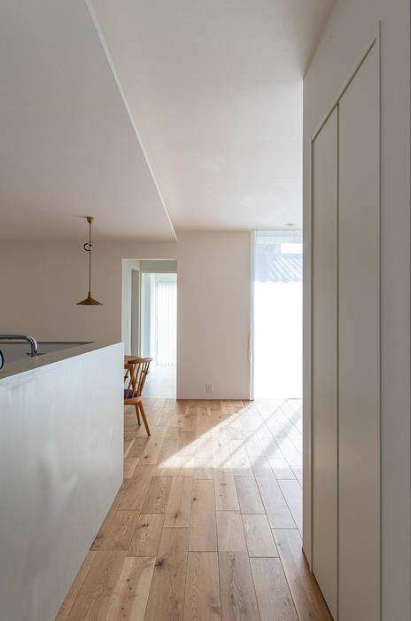 by あかがわ建築設計室 Scandinavian