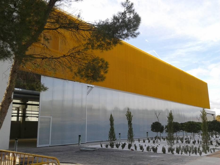 OCTANS AECO Maisons industrielles