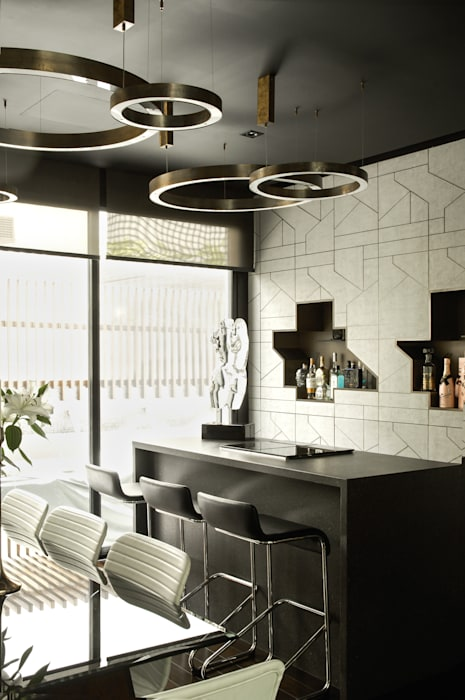 EMIRATES HILLS 2, DUBAI by Solving Spaces Eclectic
