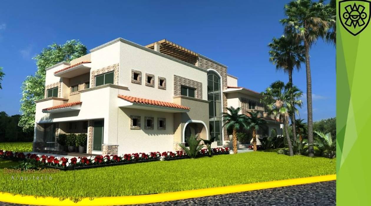 OLLIN ARQUITECTURA Multi-Family house