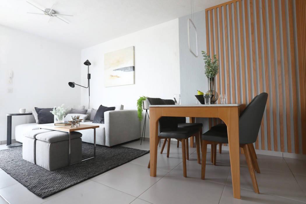 loop-d Modern dining room