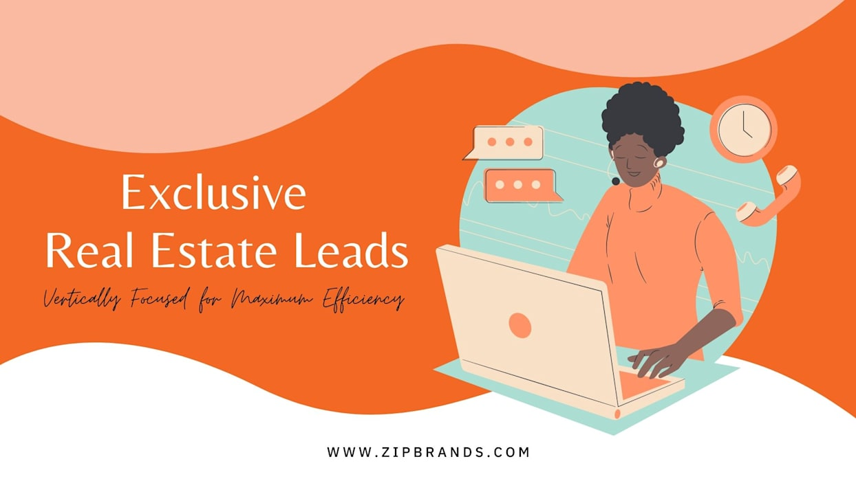 Exclusive Real Estate Leads - ZipBrands by Zip Brands Industrial