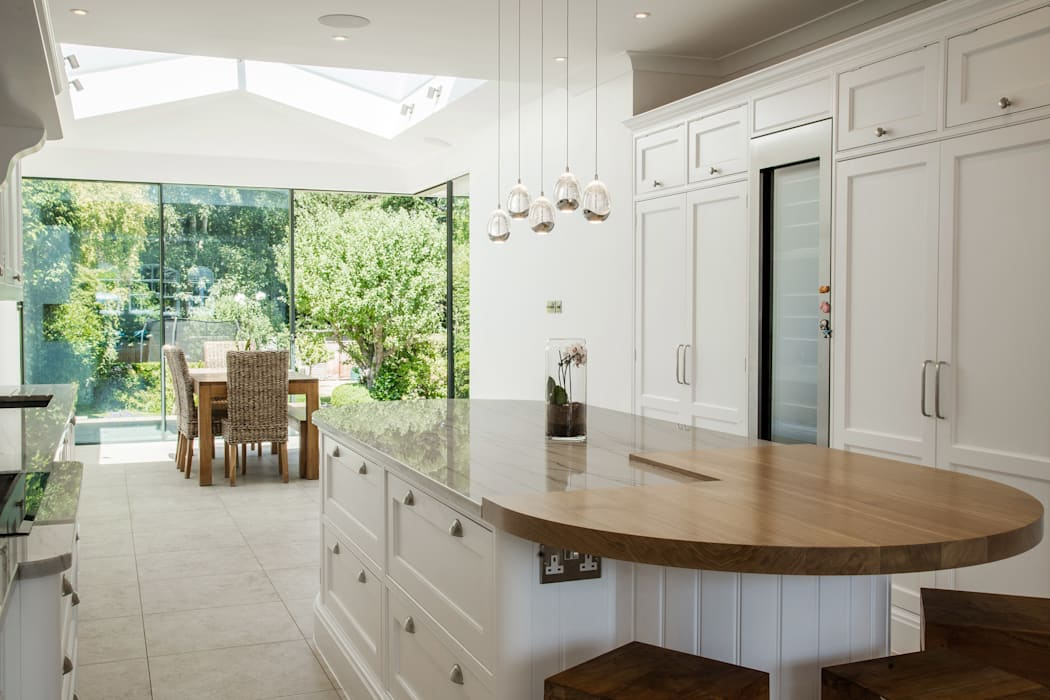 Kitchen Area by RS Architects Modern