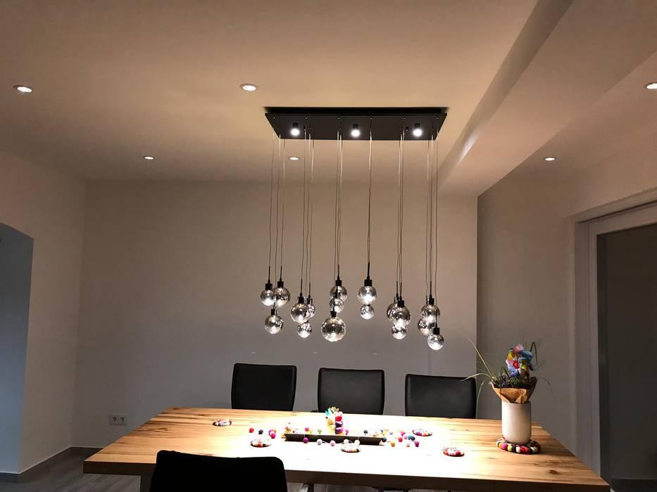 DSHP Der SmartHome Profi GmbH Modern dining room