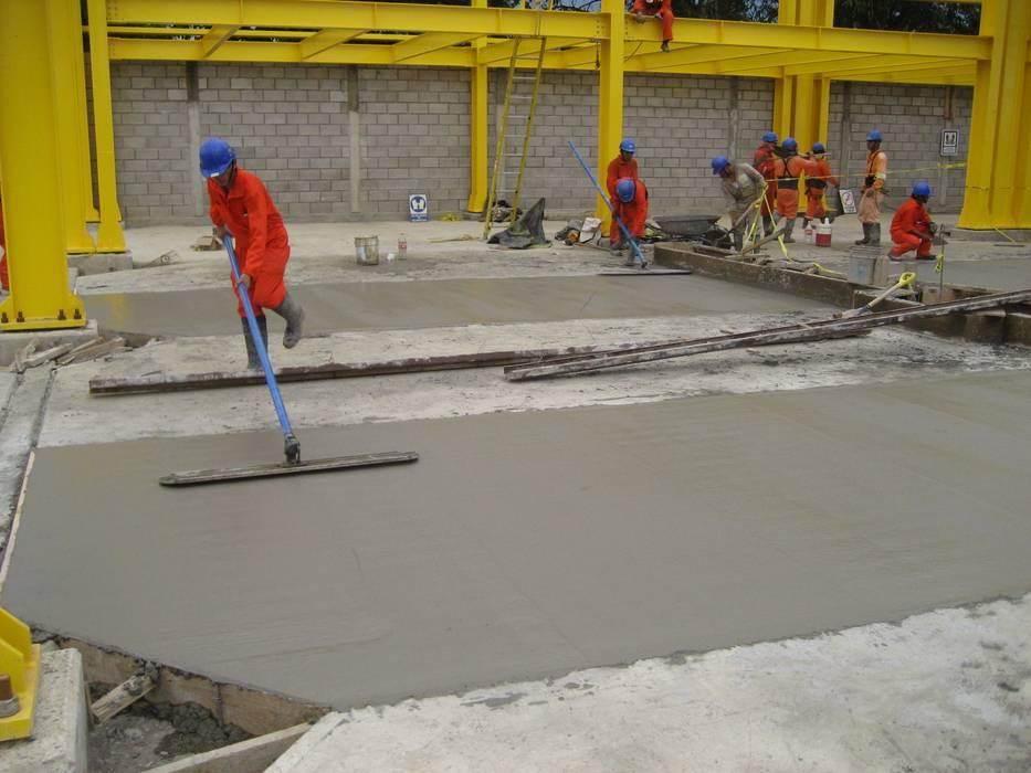 Pisos de CIC CONSTRUCCIONES INDUSTRIALES Industrial