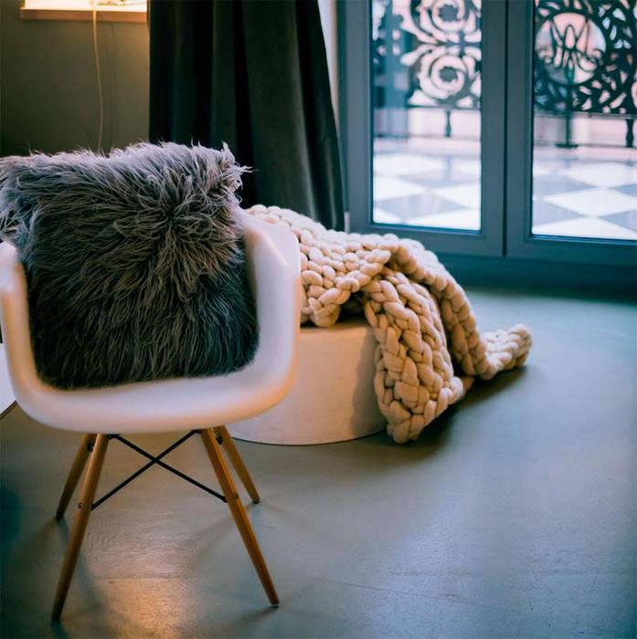 Microcemento interiores y exteriores de Venta Luxury concrete Moderno