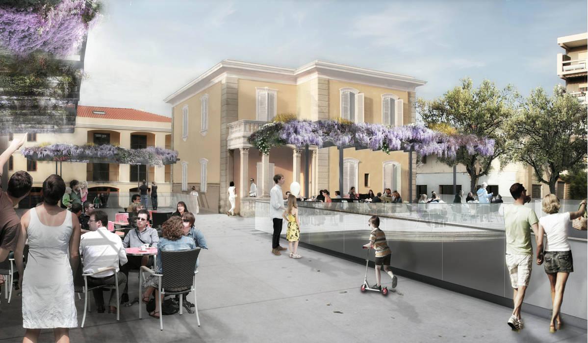 Saju Villa Case classiche di Vincenzo Migliaccio architetto Classico