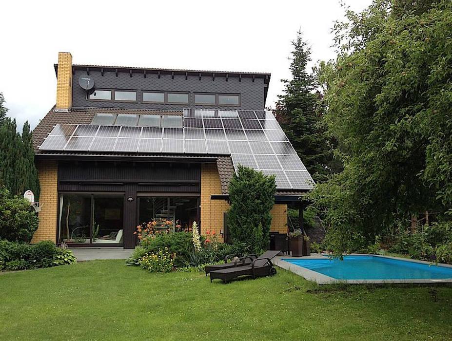 Photovoltaik / Solaranlage Solaranlage ONE Satteldach