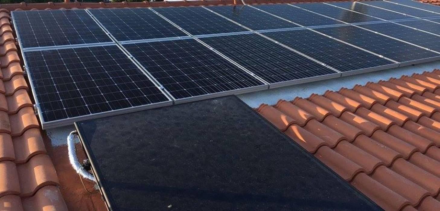 Impianto fotovoltaico di Ing. Andrea Catena Minimalista