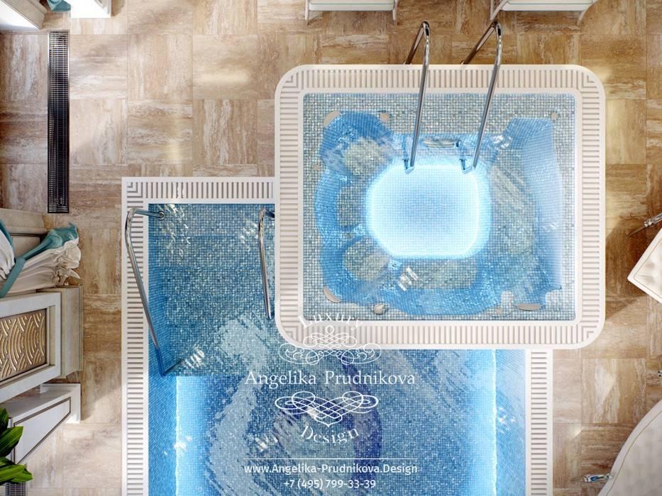 Klasik Havuz Дизайн-студия элитных интерьеров Анжелики Прудниковой Klasik