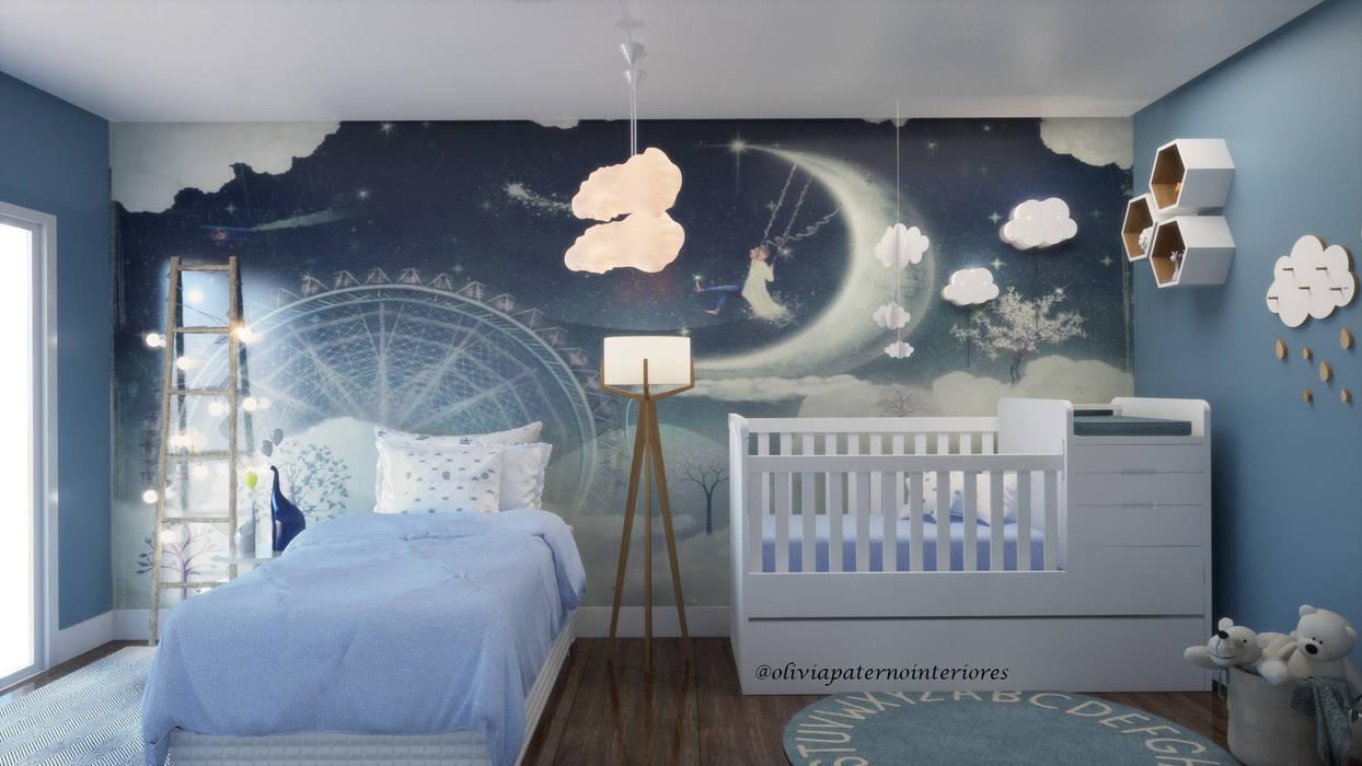Studio MP Interiores Modern Kid's Room
