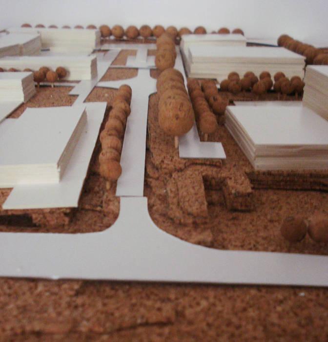 Rua Nova Icas Carlos Amorim Faria, Arquitecto Pavimentos