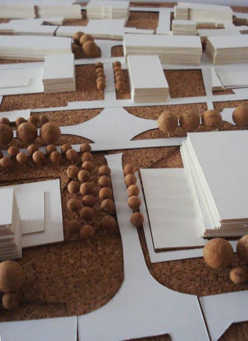 Rua Nova das Icas por Carlos Amorim Faria, Arquitecto Clássico