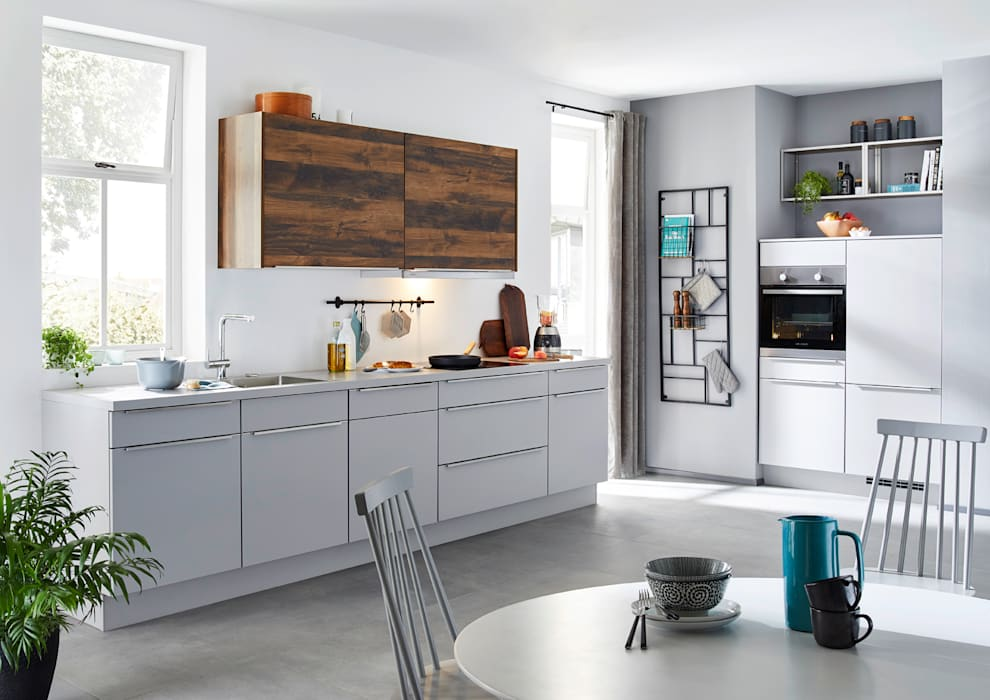 Spitzhüttl Home Company Unit dapur Grey