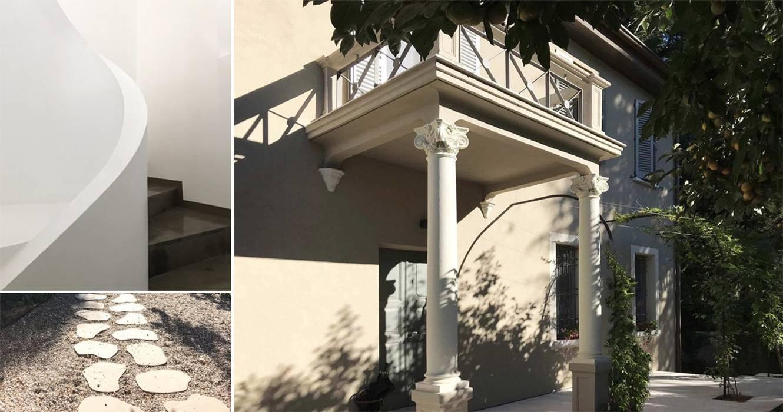 Ristrutturazione e interior design villa in Franciacorta Case eclettiche di Studio Maggiore Architettura Eclettico