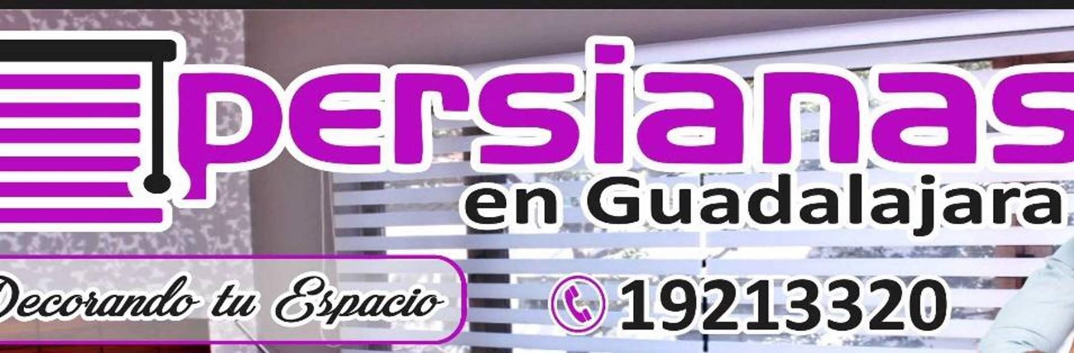 Persianas en Guadalajara Gdl Shutters White