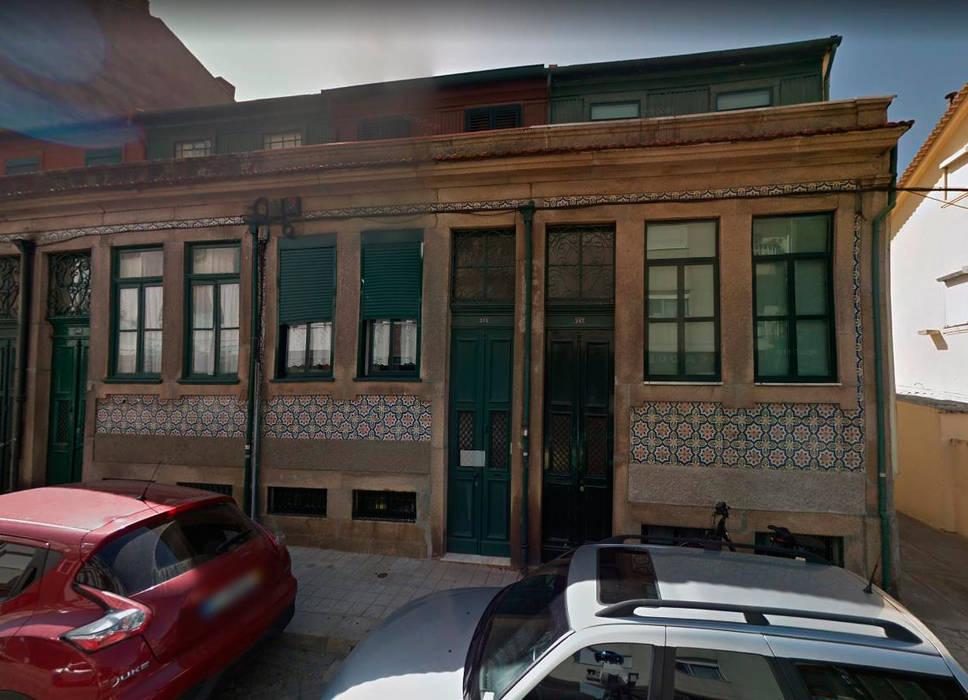 MJARC - Arquitetos Associados, lda Casas unifamiliares