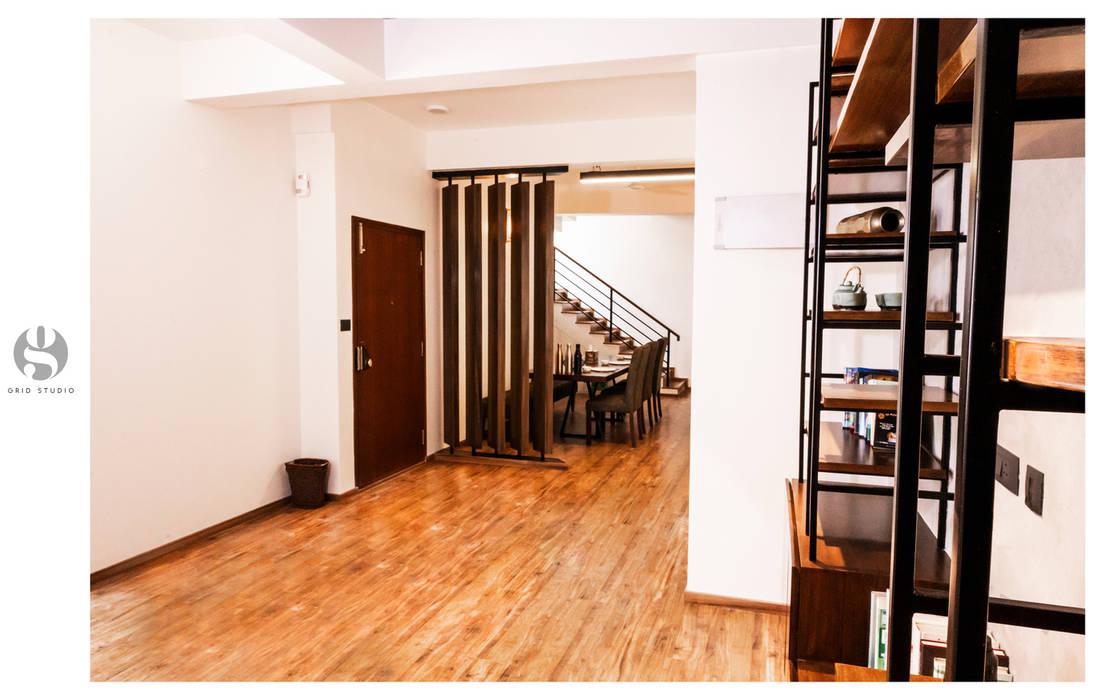 Grid Property Developers Modern living room