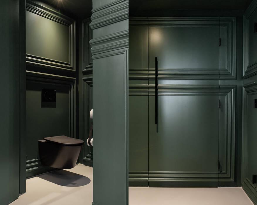 de harkema staete iconic design Eclectische badkamers