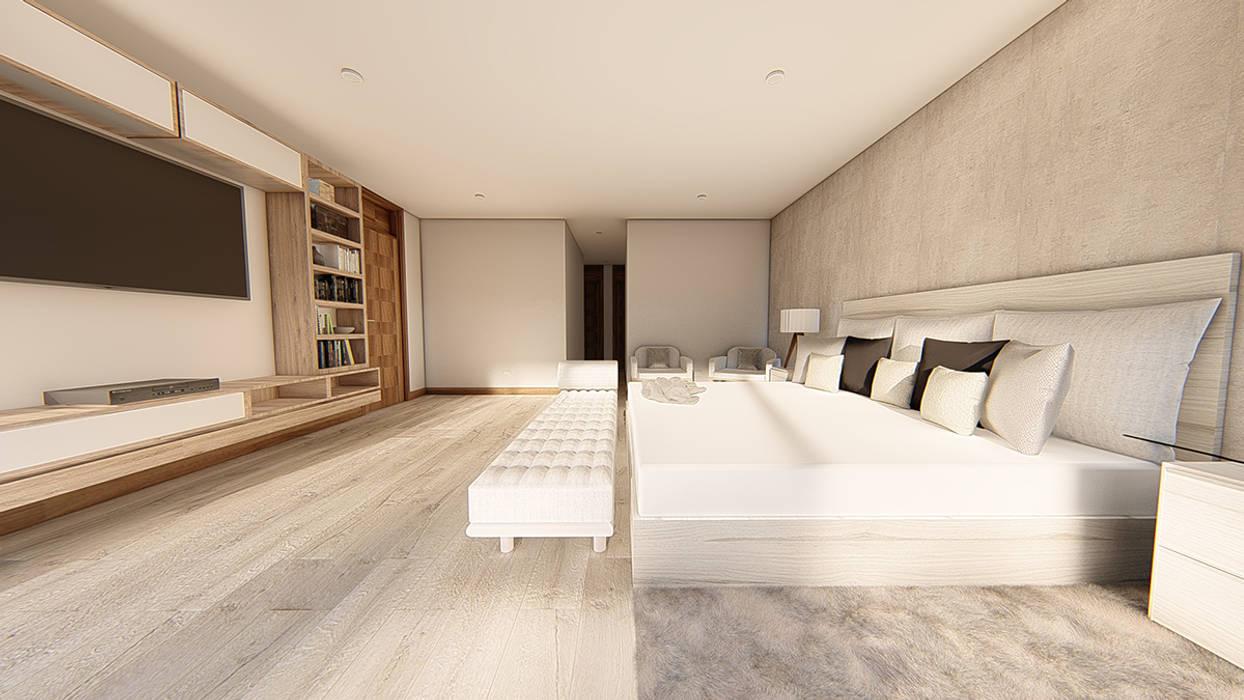 Mediterranean Style Bedroom By Winteri Mediterranean Homify